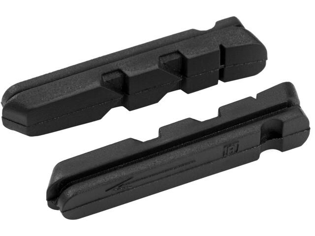 Kool Stop Dura Type Brake Pads for Aluminum Rims, black